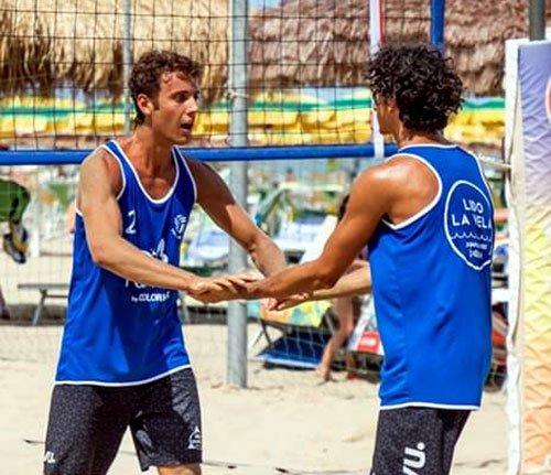 Beach Volley, Bellomo-Mazzotti settimi a Roseto degli Abruzzi