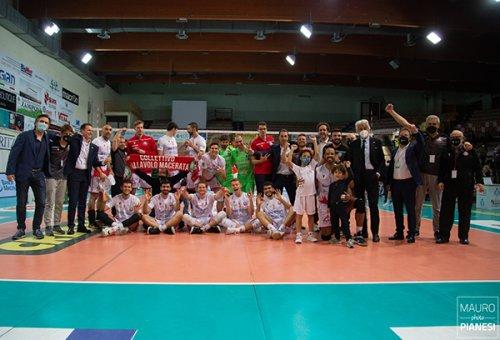 La Med Store batte 3-1 Lecce, è semifinale