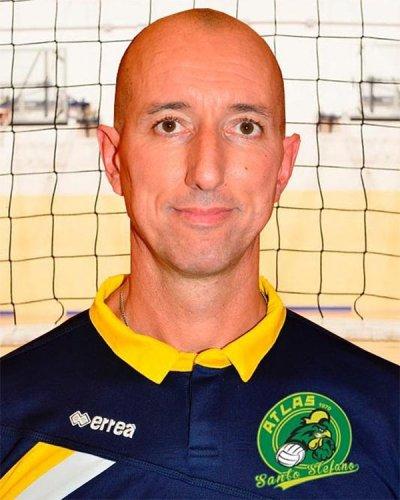 Michele Ciro Piraccini, è ufficialmente il nuovo tecnico dell'ATLAS!