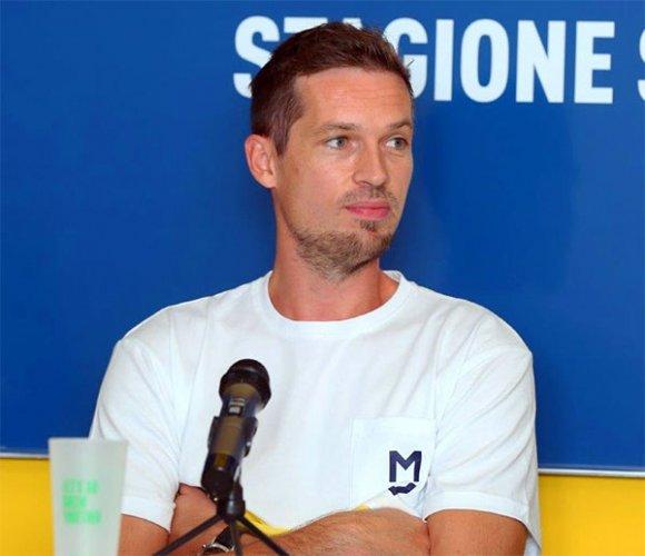 Van Garderen (Modena Volley): Essere qui è bellissimo