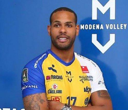 """Yoandy Leal (Modena Volley): Decidere di venire a Modena è stato naturale, sono qui per vincere"""""""