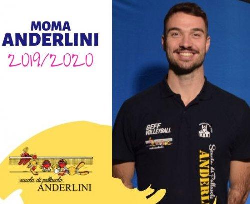 Moma Anderlini: il grande ritorno di Alberto Bigarelli