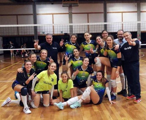 Autorev La Spezia-Nure Volley 0-3
