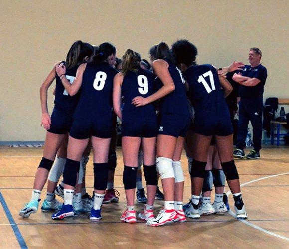 La Conad Olimpia Teodora chiude il girone di andata ospitando la Rubierese Volley