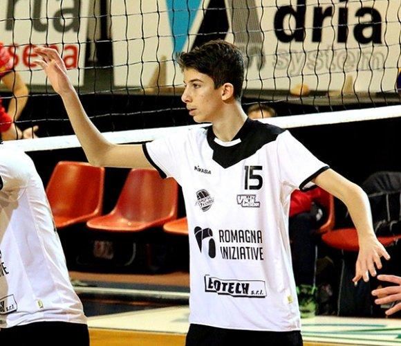 San Giovanni in Marignano-Volley Club Cesena 3-1