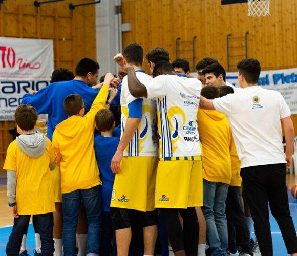 Pallacanestro Fiorenzuola: con Rinascita Basket Rimini si cerca il riscatto in gara 2