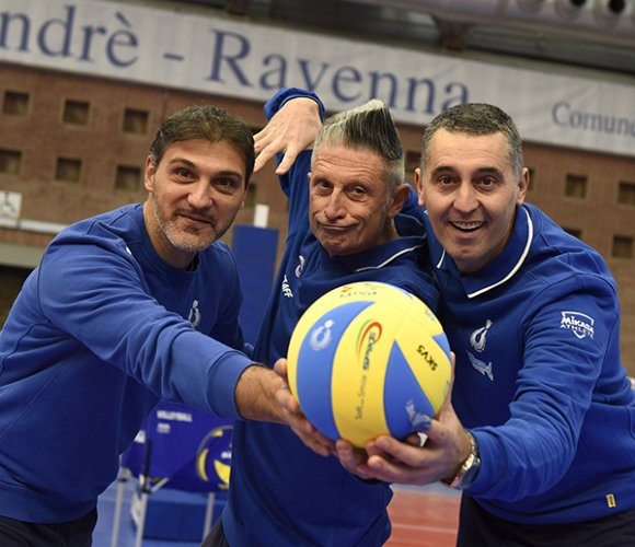 Ravenna, la carica dei 1500 per Volley S3 e Sitting Volley