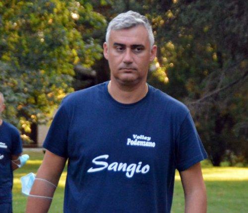 Pallavolo Sangiorgio, al via la stagione della formazione di coach Pippo Amani