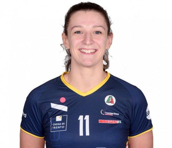 HR Volley Macerata ufficializza la centrale Valeria Pizzolato