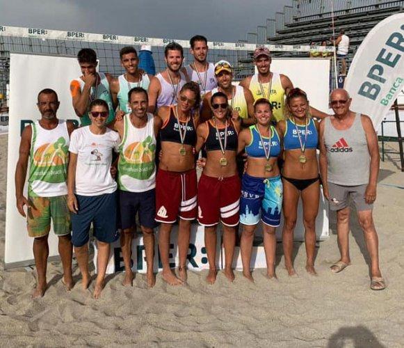BPER Beach Volley Tour 2019 - Esperienza al potere sulla spiaggia del Poetto