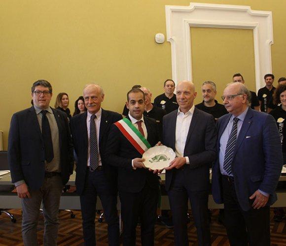 Volley Club Cesena, primo in Italia per atleti e gare giovanili