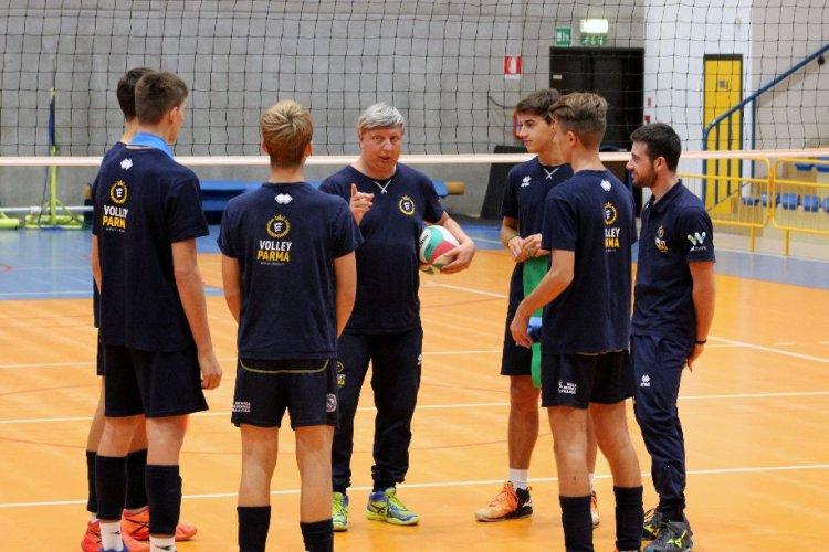 Presentazione  la giovane  WiMORE Energy Volley Parma: alla scoperta della Serie C