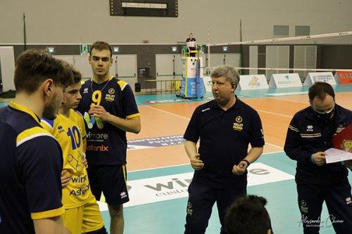 Wimore energy Parma all'esame della capolista