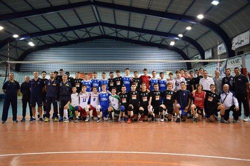 Marche, terra di giovani talenti del volley