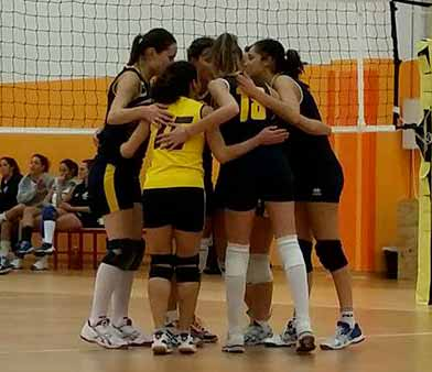 Rubicone In Volley – P.G.S. Omar Volley 3 - 0