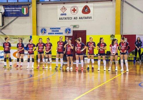 Fatro Ozzano  vs Rubierese Gramsci Pool volley 3 –1