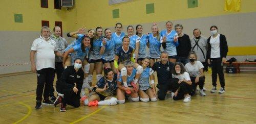 Serie B2. La Pallavolo Sangiorgio parte con il piede giusto: 3-0 alla Volley Academy Modena