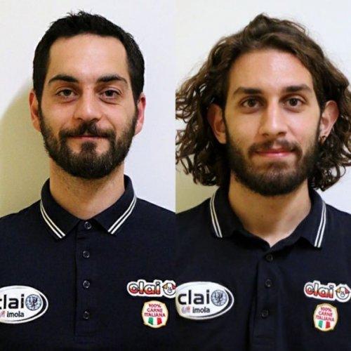 Csi Clai: Stagione 2020-21 - Santini e Gambone per guidare Serie D e Under 19