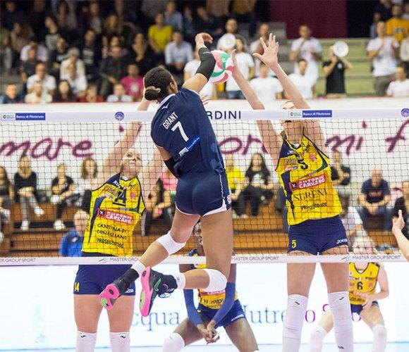 Lardini Filottrano vs Imoco volley Conegliano 0-3