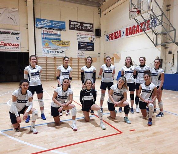 Anderlini Modena- SGA Miovolley 3-1