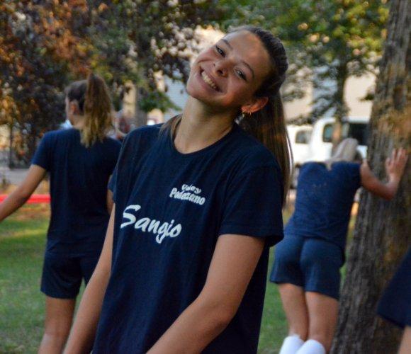 Elisa Sgobbi (Pallavolo Sangiorgio): Dobbiamo lavorare ancora molto ma saremo pronte per il debutto