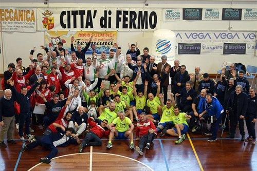 Prima edizione da record per il torneo internazionale di sitting volley