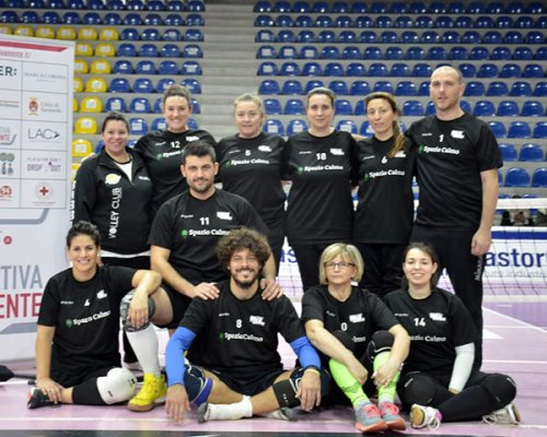 Sitting Volley Club Cesena, primi successi stagionali