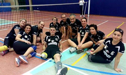 """Sitting Volley Club Cesena, lanciato il """"Tutti a bordo"""""""