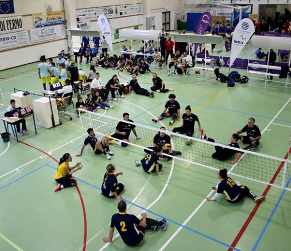 Torneo della Befana Sitting Volley - Day 1