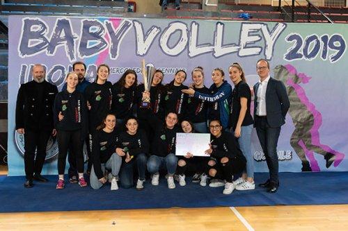 Baby Volley - Il 3 Gennaio si parte