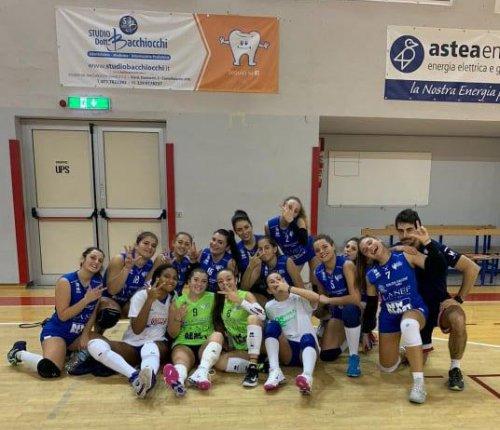 Matteo Palmieri ci parla della i divisione e under 18 volley Young Osimo