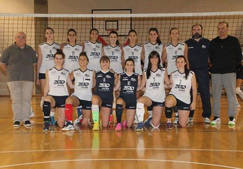 Pallavolo Ferrara vs  Marking Products Artiglio MO 3 – 1