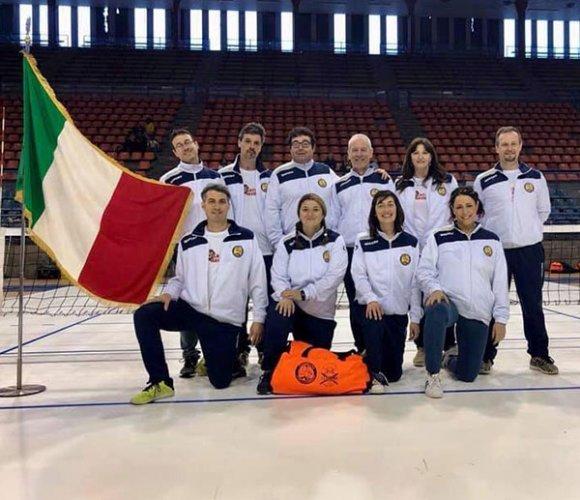 Sitting volley - PianoterRA a caccia della finale del campionato nazionale