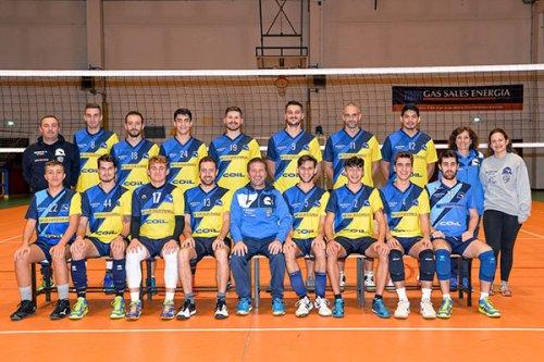 La Alsenese Pallavolo apre il girone di ritorno a Reggio Emilia
