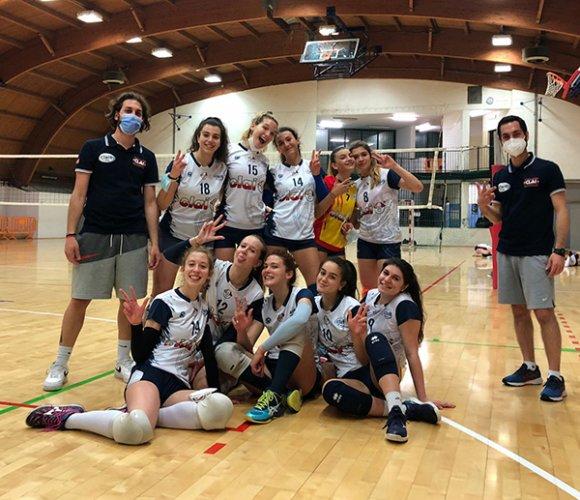 Risultati squadre Csi Imola volley