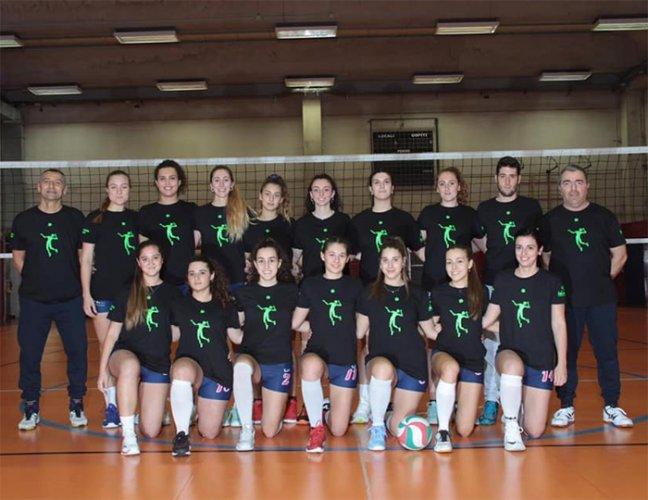 San Giovanni in Persiceto vs Rubierese Gramsci pool volley RE 3-1