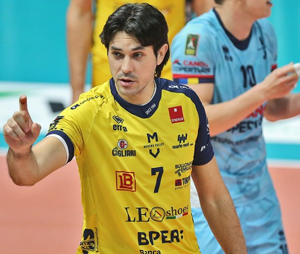 Dragan Stankovic (Modena Volley): Quella con Monza è una partita fondamentale