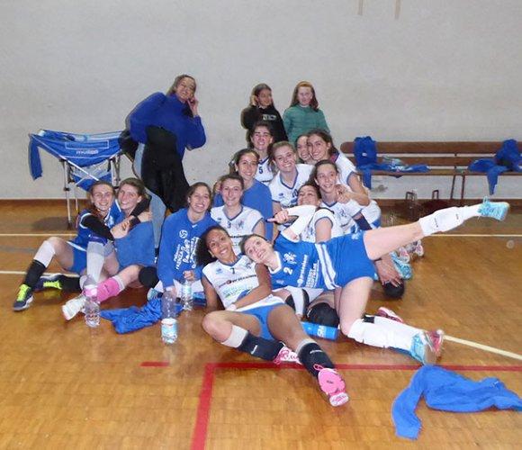 Tecnoprotezione Pallavolo Faenza vs Villanova 3-1