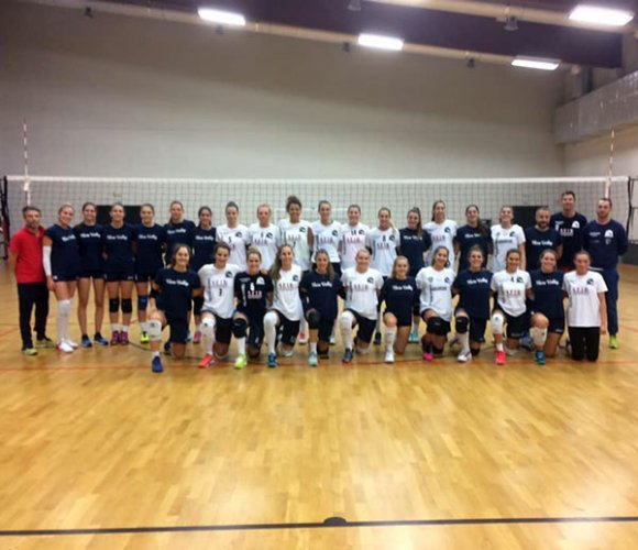 Serie B2. Nure Volley, pari e patta con la Conad Alsenese
