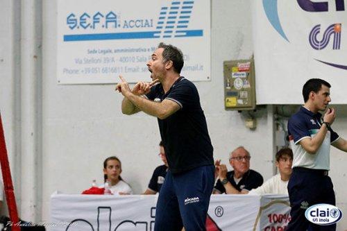 VolleyRo Casal de Pazzi Roma vs CSI Clai Imola 3-1