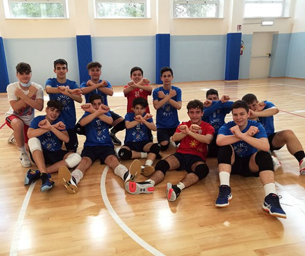 Under 15: Volley Macerata Vice Campione Territoriale