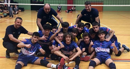 L'Under 16 maschile Blu Anderlini in Finale provinciale
