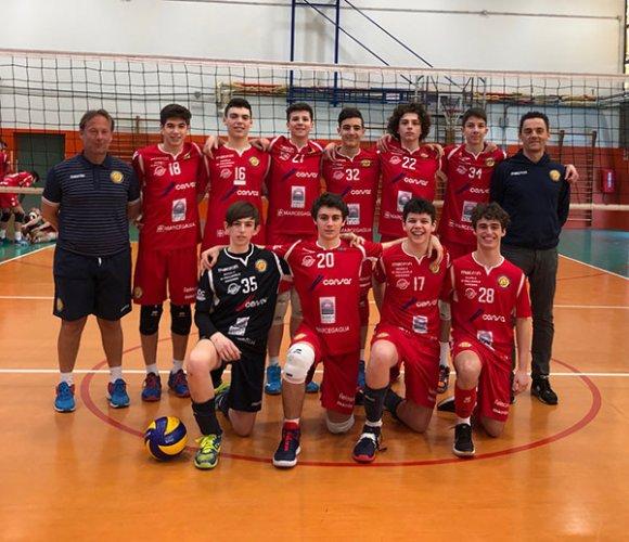 La Consar Romagna si aggiudica il titolo provinciale Under 16