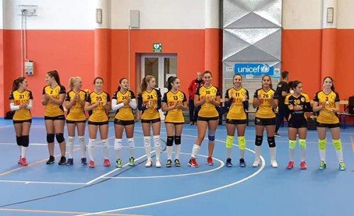 Bvolley romagna – iniziata la stagione per le reagazze dell'under 16 di coach cardone