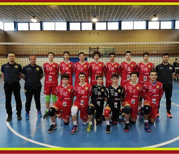 Under 16 maschile Porto RoburCosta, è l'ora delle finali