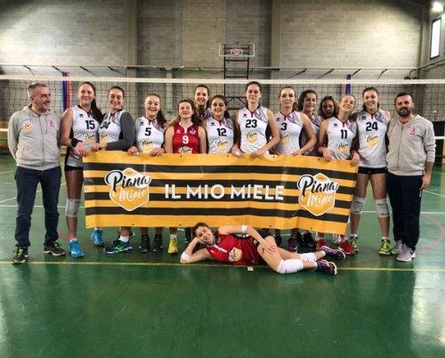 Bella esperienza per il Volley Team Bologna Pianamiele under 16 al Trofeo Campesan
