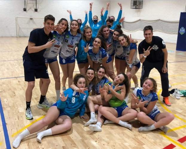 Under 17 - Crai volley Academy Piacenza vs Wimore Giovolley  3-0 (25-9; 25-15; 25-23)