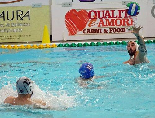Serie A2 maschile – Barbato Design Vela Ancona-Crocera Stadium 11-10