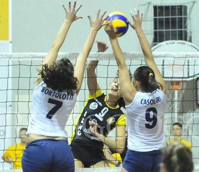 Vemac Vignola - Anzola Volley 3 - 2
