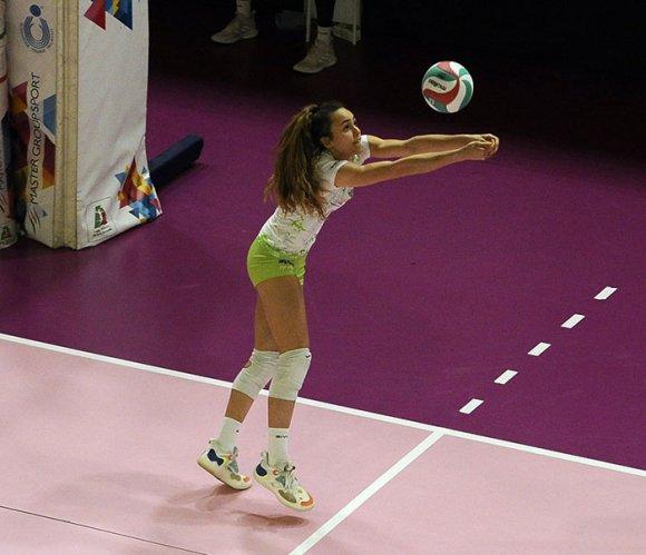 Francesca Mammini promossa in prima squadra della Volley Academy Sassuolo